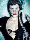 VOGUE UK - 2013 Photographer: Mario Testino Model: Catherine Mcneil Stylist: Lucinda Chambers Location: Caserta - Italy