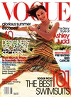 VOGUE USA - 2002 Photographer: Mario Testino Model: Ashley Judd Stylist: Tonne Goodman Location: Sardinia - Italy