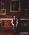 DETAILS - 2000 Photographer: Michael Tompson Model: Joseph Fiennes Stylist: Joe Zee Location: Sicily - Italy