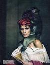 W MAGAZINE - 2002 Photographer: Paolo Roversi Model: Stella Tennant Stylist: Alex White Location: Palermo - Italy