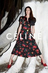 CÉLINE - S/S 2015 Photographer: Juergen Teller Model: Freya Lawrence - Joan Didion Stylist: Phoebe Philo  Location: Tangers - Morocco