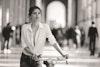 BUCCELLATI - 2015 Photographer: Peter Lindbergh Model: Elisa Sednaoui Location: Milan - Italy