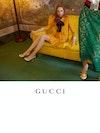 GUCCI - Gucci Cruise 2016 Photographer: Glen Luchford Model: Kadri Vahersalu - Rhiannon McConnell - Tami Williams - Laurie Harding - Taavi Mand Stylist: Jane How - Art Director: Chris Simmonds Location: Florence - Italy