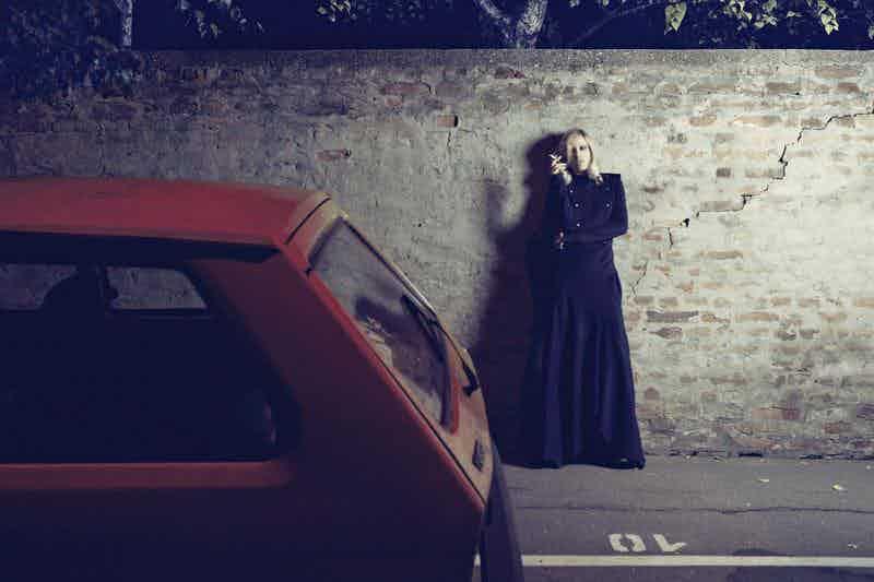 ELLE SERBIA - 2010 Photographer: Dusan Reljin Model: Natasha Vojnovic Location: Belgrade - Serbia