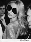 FERRAGAMO - 2007 Photographer: Mario Testino Model: Claudia Schiffer - Stephanie Seymour Stylist: Anastasia Barbieri  Location: Roma - Italy