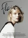 FLAIR - 2013 Photographer: Indlekofer & Knoepfel Model: Suvi Koponen Stylist: Sissy Vian Location: Paris - France