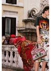 GUCCI - Spring Summer 2017 Photographer: Glen Luchford Location: Rome, Italy