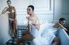 BORGHESE - 2017 Photographer: Camilla Akrans Model: Maria Carla Boscono Stylist: Martine De Menthon