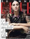 ELLE ITALIA - December 2017 Photographer: Fabrizio Ferri Model: Monica Bellucci Stylist: Micaela Sessa Location: Paris, France