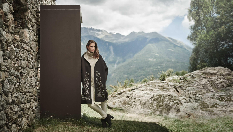 LORO PIANA - Fall Winter 2017 Photographer: Boo George Stylist: Beat Bolliger Location: Italy