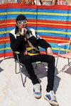 GUCCI - Look Book Cruise 2019 Photographer: Martin Parr Location: Cannes, France