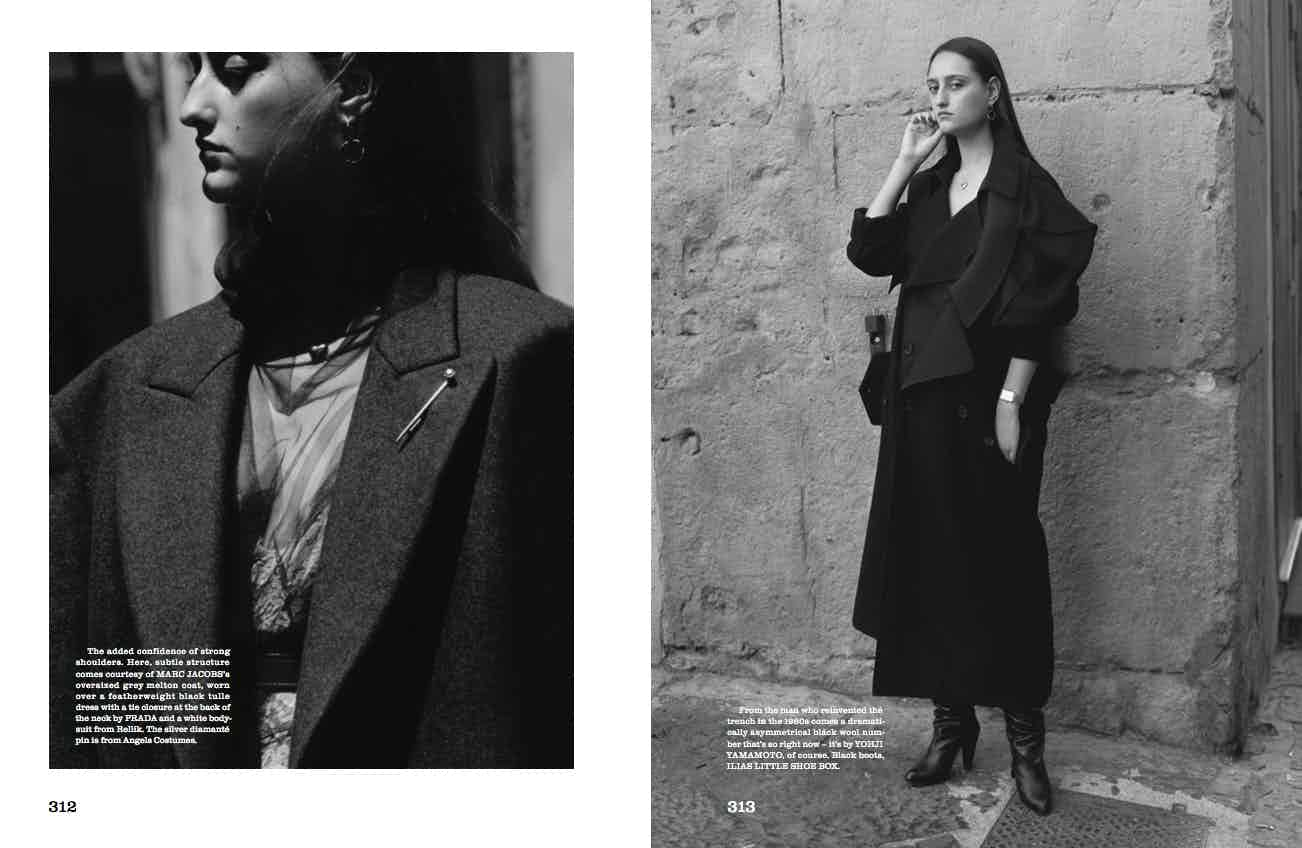 THE GENTLEWOMAN - October 2018 Photographer: Oliver Hadlee Pearch Stylist: Fran Burns Location: Naples, Italy