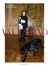 VALENTINO - Fall Winter 18 Photographer: Juergen Teller Model: Vittoria Ceretti, Adut Akech, Fran Summers Stylist: Joe McKenna