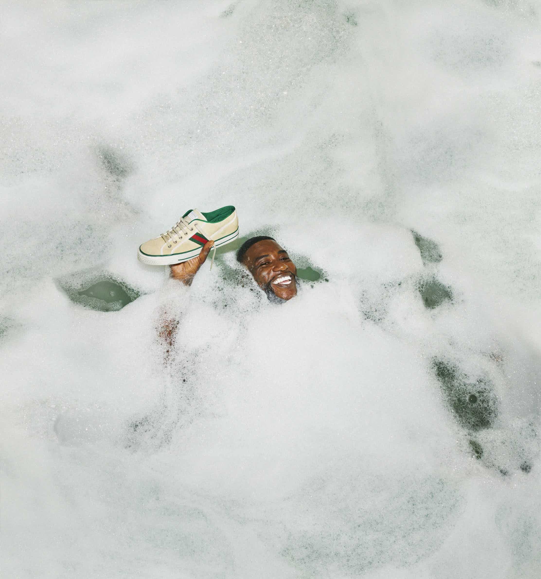 GUCCI - Gucci Cruise 2020 Photographer: Harmony Korine Stylist: Alessandro Michele Location: Rome