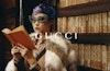 GUCCI - Jewelery Sunglasses Photographer: Colin Dodgson Model: NI Ni Stylist: Jonathan Kaye Location: Rome