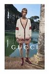 GUCCI - Men's Cruise Look Book 2018 Photographer: Elaine Constantine Location: Italy