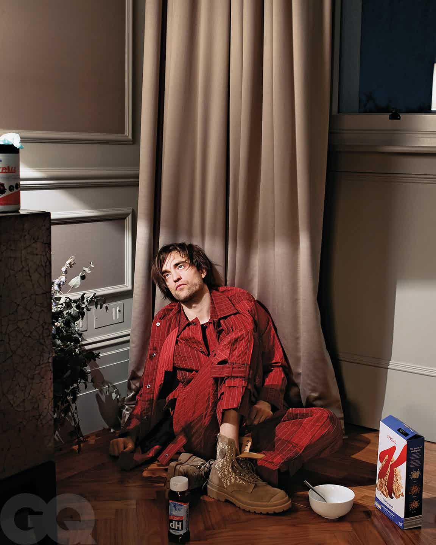 GQ USPhotographer: Robert Pattinson